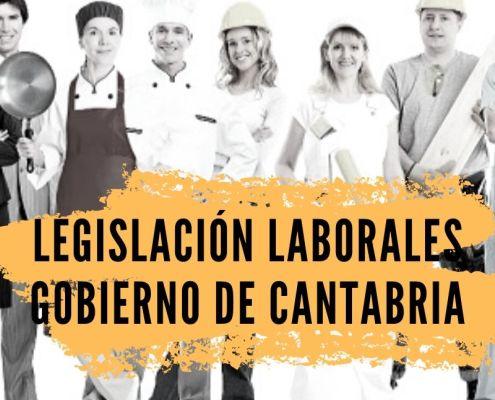 CURSO MATERIAS COMUNES PERSONAL LABORAL CANTABRIA