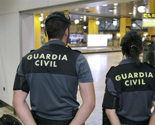 No habra cambio de temario Guardia Civil 2019