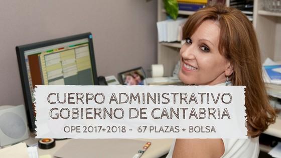 Oposiciones-administrativo-cantabria-2019 Correcion errores OPE 2018 Cantabria