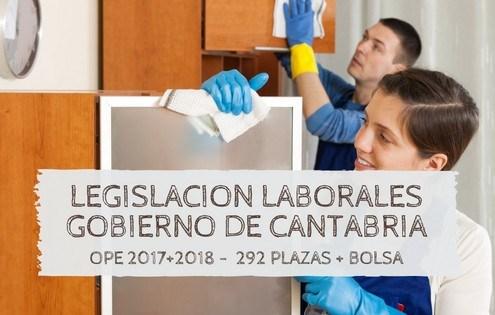 legislacion laborales cantabria 2019