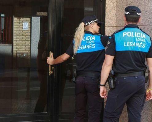 El Ayuntamiento convocara 19 plazas Policia Local Leganes