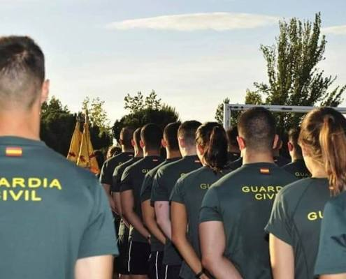 Nombramiento oposicion Guardia Civil 2018