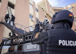 40-años-del-GEO-la-elite-de-la-Policia-Nacional Preparacion Auxiliar Administrativo Estado