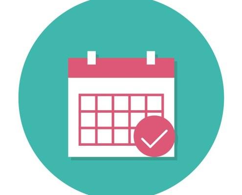 Calendario dias inhabiles 2019