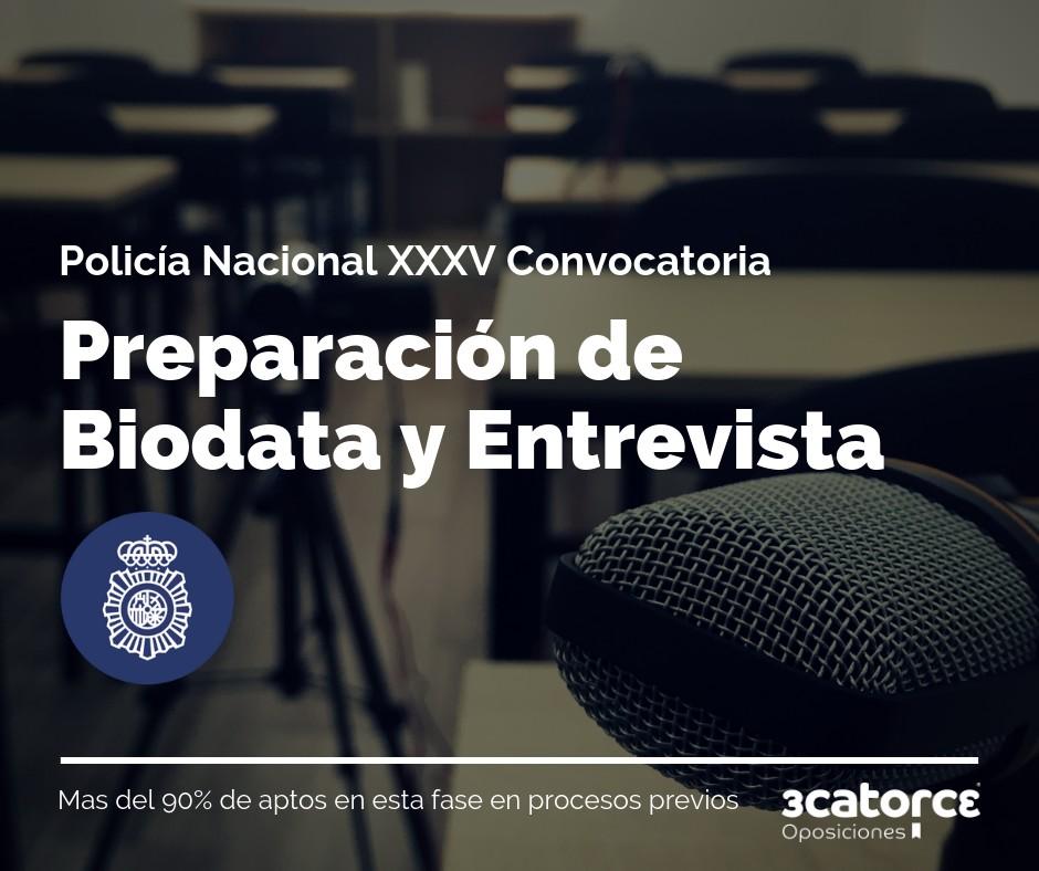 Biodata-entrevista-policia-nacional Publicadas notas de corte policia nacional 35