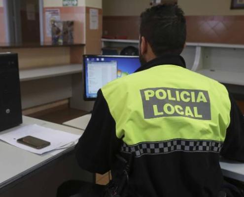 La Junta inicia la creacion del tribunal unico de oposiciones Policia Local 2019