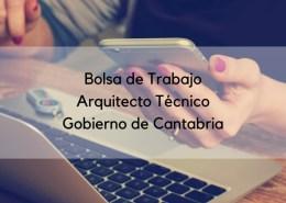 Lista-definitiva-bolsa-interinos-Arquitecto-Tecnico-Cantabria Convocatoria Oposiciones Operario de montes