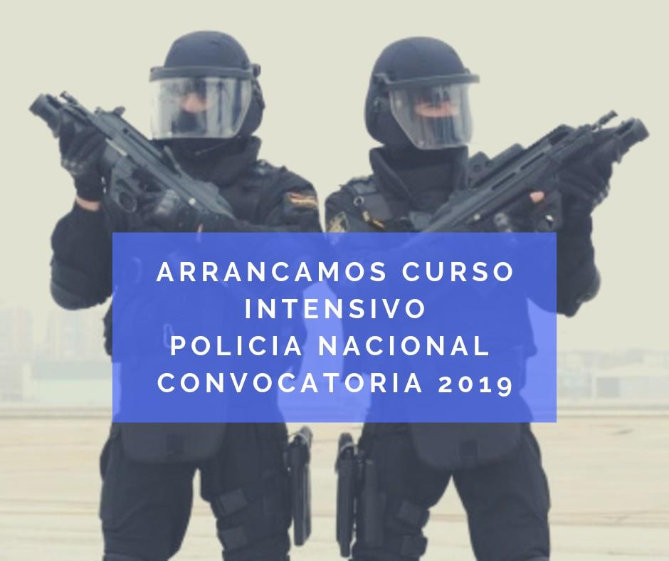 curso-intensivo-oposicion-policia-nacional-2019 Arrancamos curso intensivo oposicion policia nacional 2019