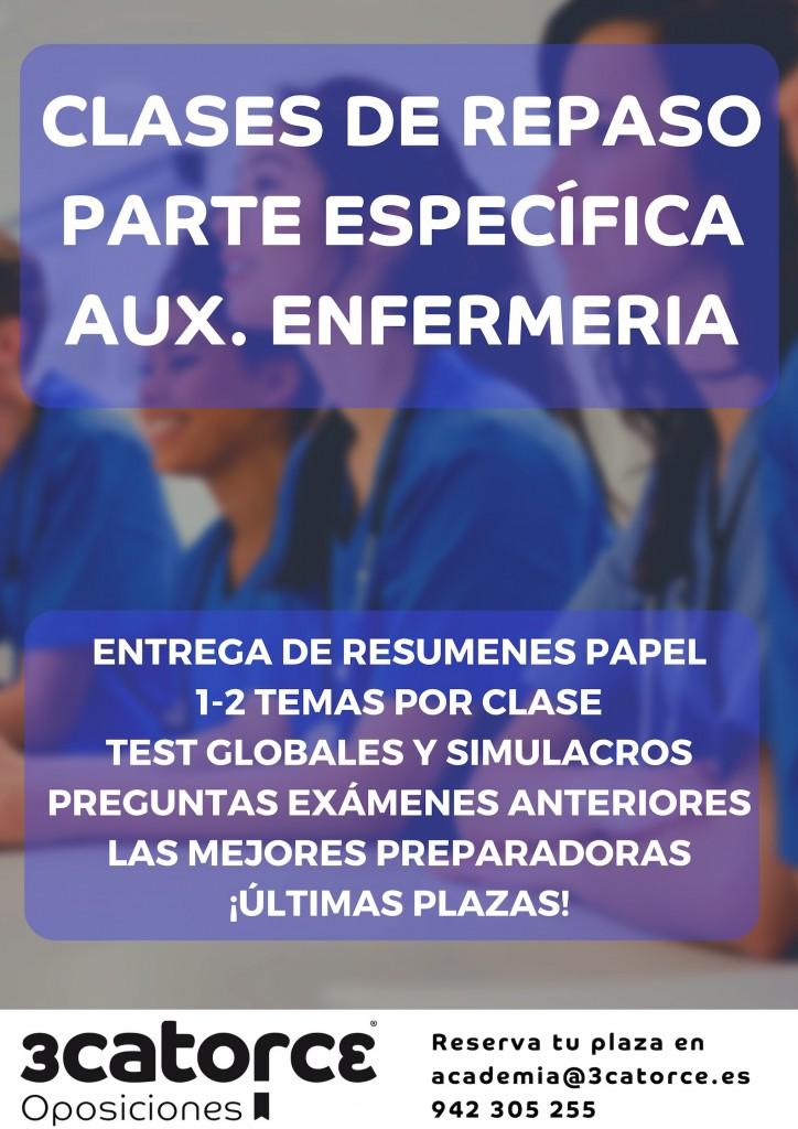 Repaso-oposiciones-auxiliar-enfermeria-Cantabria-SCS-Santander-y-Torrelavega Repaso oposiciones auxiliar enfermeria Cantabria SCS Santander y Torrelavega