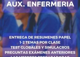 Repaso-oposiciones-auxiliar-enfermeria-Cantabria-SCS-Santander-y-Torrelavega Nuevo curso legislación médicos y enfermeros SCS 2018