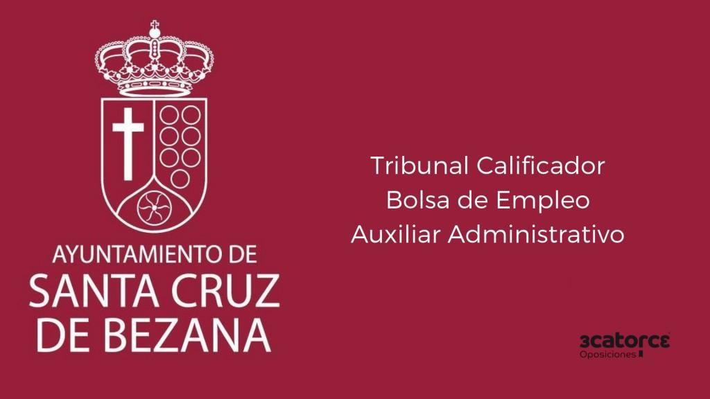 Tribunal-Calificador-bolsa-Auxiliar-Administrativo-Bezana-Cantabria Tribunal Calificador bolsa Auxiliar Administrativo Bezana Cantabria