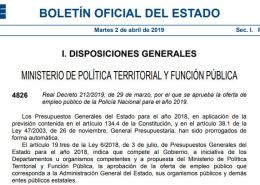 2506-plazas-Policia-Nacional-2019-Escala-Basica Temario Policia Nacional