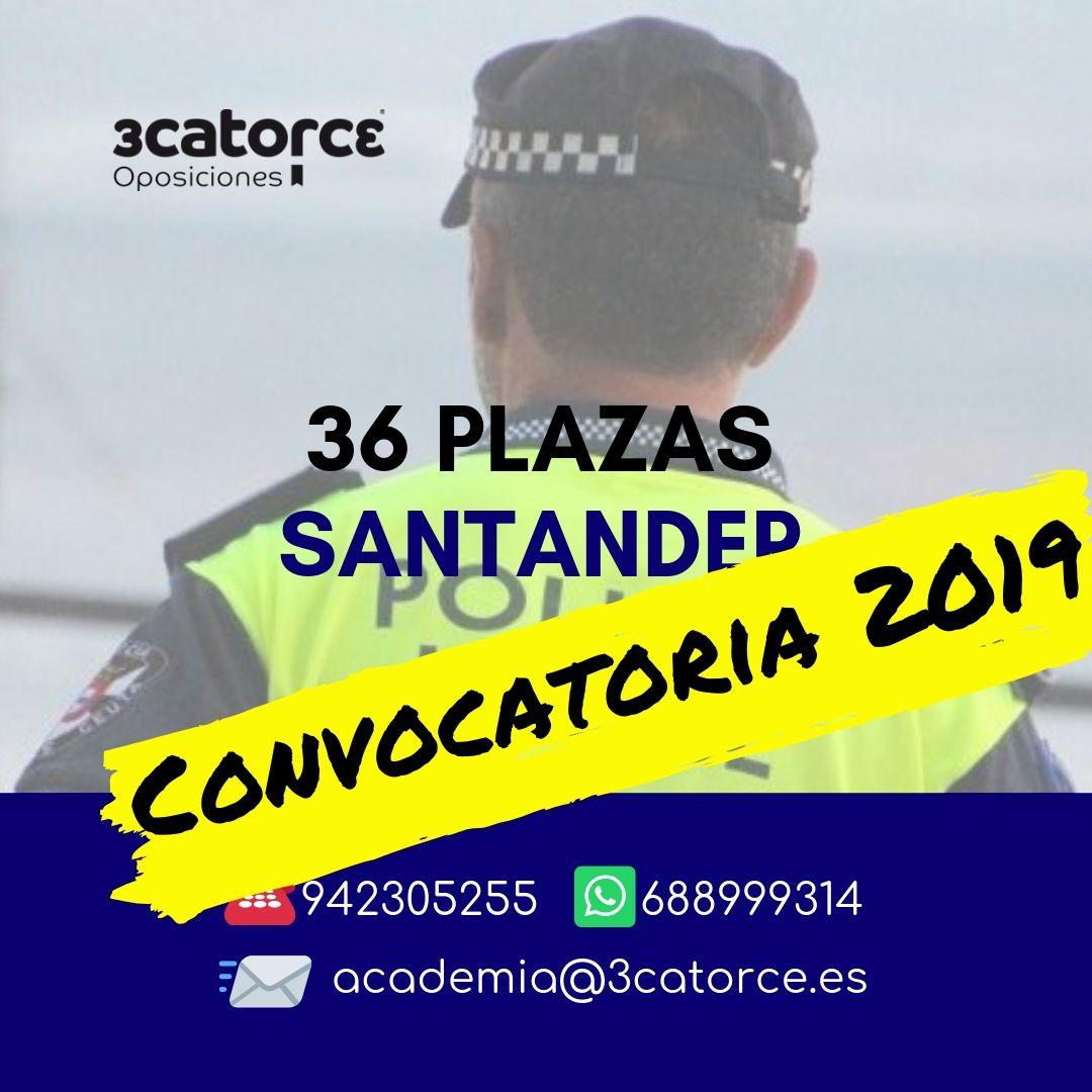 Convocatoria-Policia-Local-Santander-2019 Convocatoria Policia Local Santander 2019