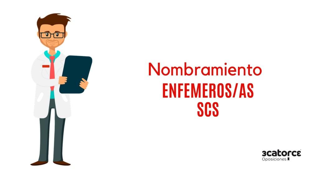 Nombramiento-Enfemeros-SCS Nombramiento Enfemeros SCS