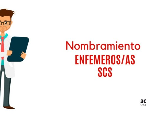 Nombramiento Enfemeros SCS