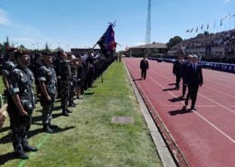 2593-alumnos-juran-como-nuevos-policias-nacionales 16047 plazas oferta empleo publico Madrid 2018