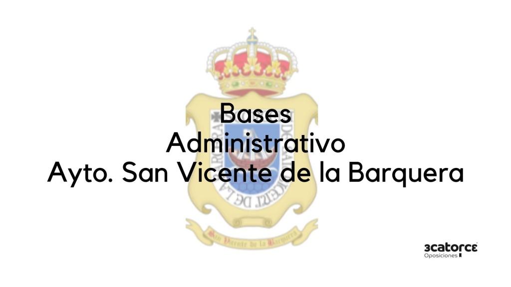 Bases-oposicion-administrativo-2019-San-Vicente-de-la-Barquera Bases oposicion administrativo 2019 San Vicente de la Barquera
