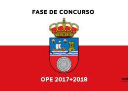Concurso-oposiciones-Cantabria-2019 Lista provisional admitidos oposiciones administrativo Cantabria Camargo