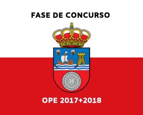 Concurso oposiciones Cantabria 2019