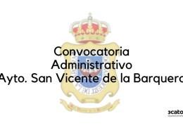 Convocatoria-Administrativo-San-Vicente-de-la-Barquera Bases 1 plaza Trabajador Social Camargo
