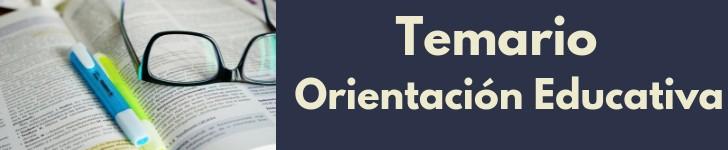 Temario-Oposiciones-Cantabria-Secundaria-Orientacion-Educativa Preparador oposiciones Orientador Educativo Cantabria