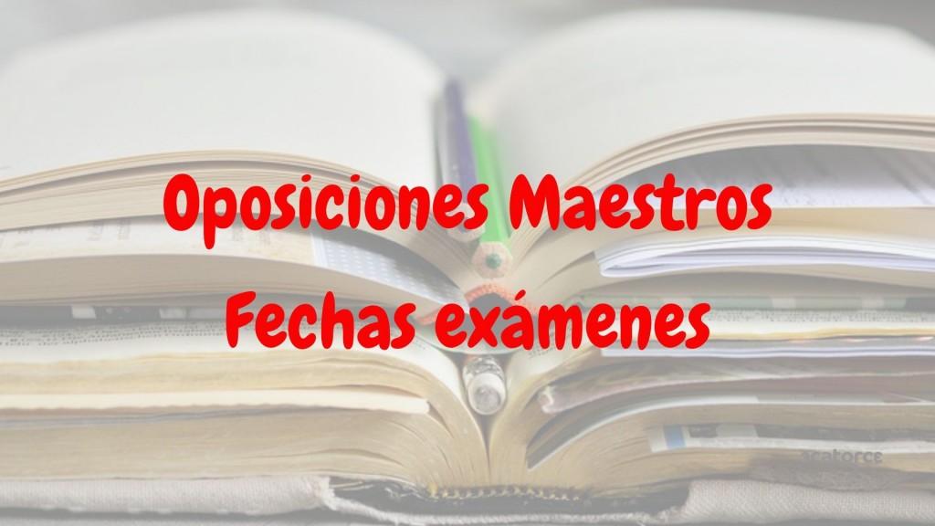 sedes-y-horarios-oposiciones-maestros-2019-Cantabria Sedes y horarios oposiciones maestros Cantabria 2019
