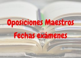 sedes-y-horarios-oposiciones-maestros-2019-Cantabria Borrador Bases Convocatoria oposiciones maestros Cantabria 2019