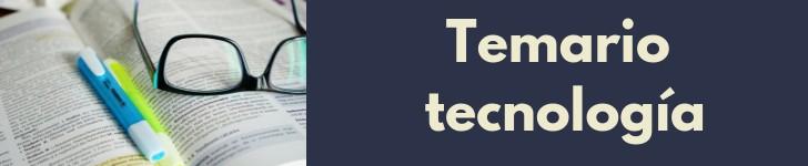 temario-oposiciones-tecnologia-secundaria-cantabria-2020 Convocatoria oposiciones tecnologia 2020