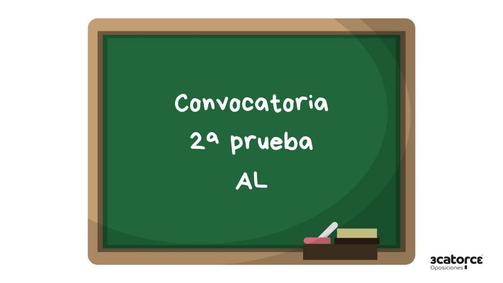 Convocatoria-segunda-prueba-AL-maestros-Cantabria-2019 Convocatoria segunda prueba AL maestros Cantabria 2019