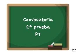 Convocatoria-segunda-prueba-PT-maestros-Cantabria-2019 Convocatoria oposiciones PT Pedagogia terapeutica Cantabria