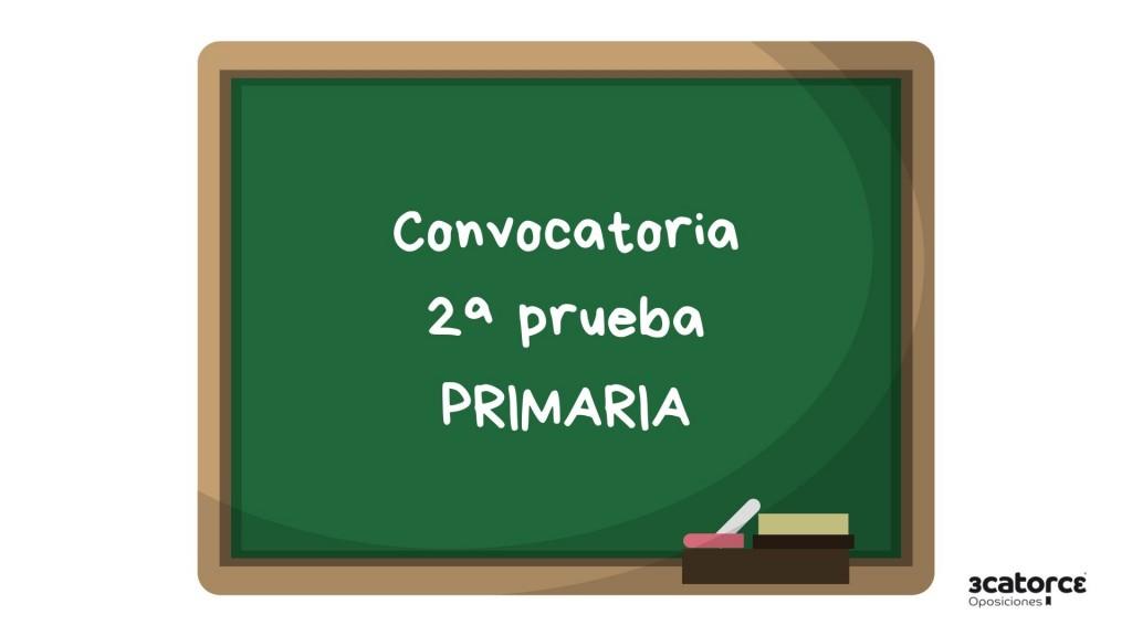 Convocatoria-segunda-prueba-primaria-maestros-Cantabria-2019 Convocatoria segunda prueba primaria maestros Cantabria 2019