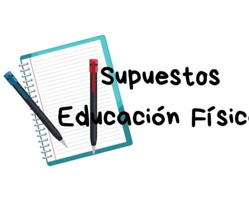 supuestos educacion fisica Cantabria