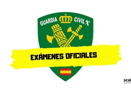 Examenes-2019-Guardia-Civil Oposición Guardia Civil