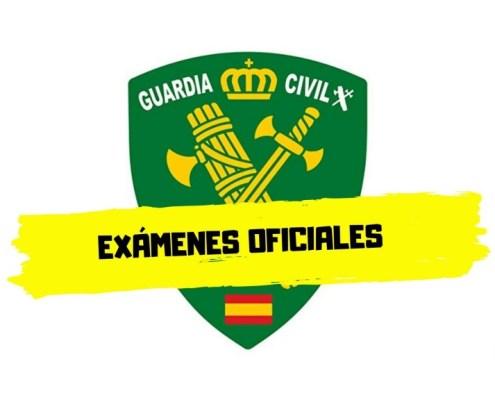 Examenes 2019 Guardia Civil