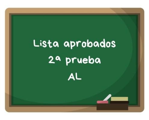 Notas segunda prueba AL maestros Cantabria 2019