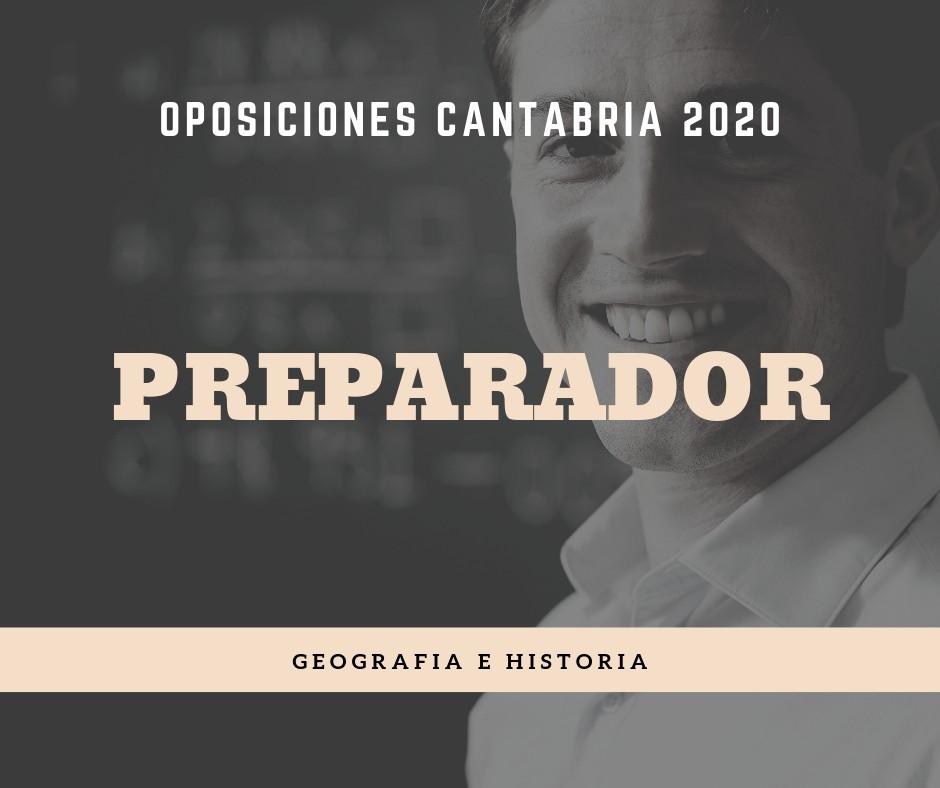 Preparador-oposiciones-Geografia-Historia-Cantabria Preparador oposiciones Geografia Historia Cantabria