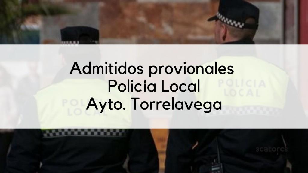 Admitidos-provisonales-Policia-Local-movilidad-Torrelavega Admitidos provisionales Policia Local movilidad Torrelavega