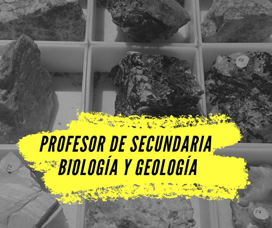 Curso-Oposiciones-Secundaria-Biologia-Geologia-Cantabria Temario oposiciones Biologia Geologia Cantabria 2020