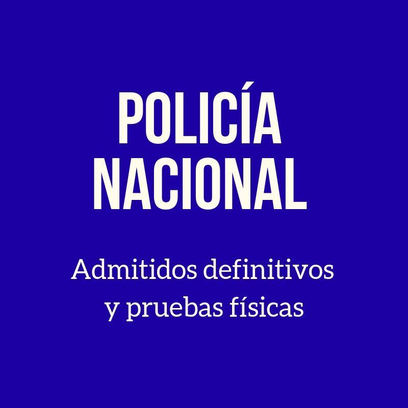 Lista-admitidos-definitivos-Policia-Nacional-2019 Lista admitidos definitivos Policia Nacional 2019