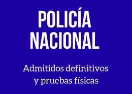 Lista-admitidos-definitivos-Policia-Nacional-2019 Arrancamos sesiones preparacion Biodata entrevista policia nacional