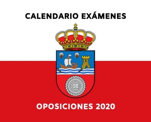 Fechas oposiciones Cantabria 2020