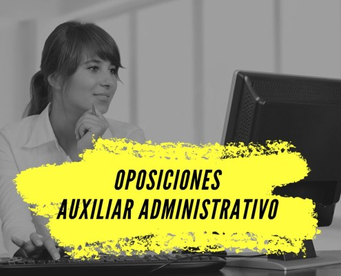 cursos oposiciones Auxiliar Administrativo Cantabria 2019