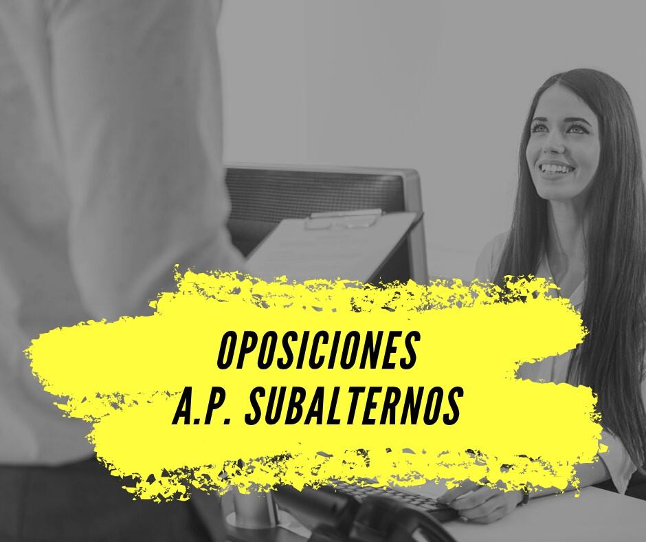 oposiciones-Subalterno-Cantabria-2019-2020 Temario Subalterno Cantabria