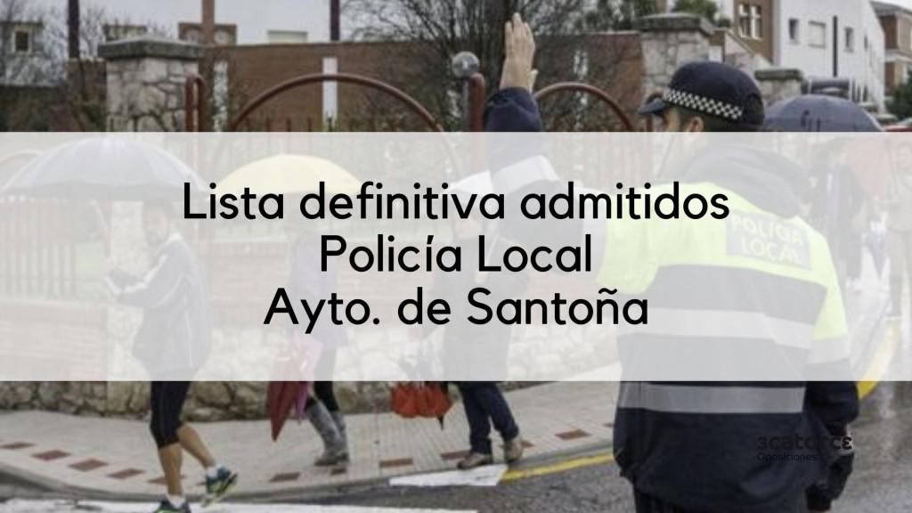 Admitidos-definitivos-oposicion-Policia-Local-Santoña-2019-Santoña Admitidos definitivos oposicion Policia Local Santoña 2019