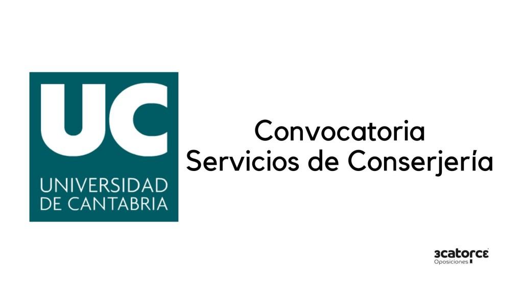 Convocatoria-Conserje-Universidad-Cantabria-2020 Convocatoria Conserje Universidad Cantabria 2020