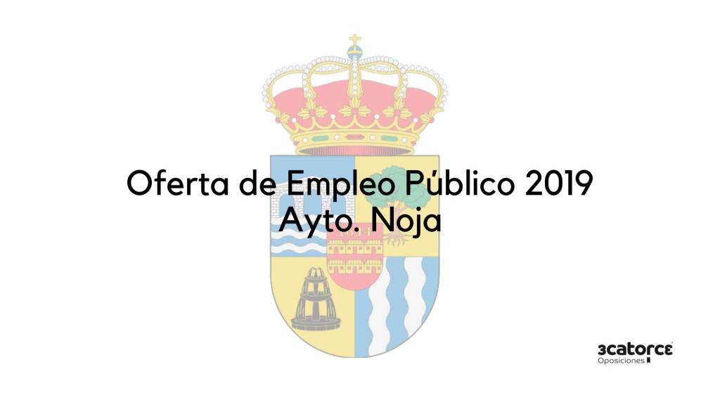 Oferta-Empleo-Publico-Noja-2019 Oferta Empleo Publico Noja 2019