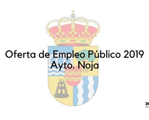 Oferta Empleo Publico Noja 2019