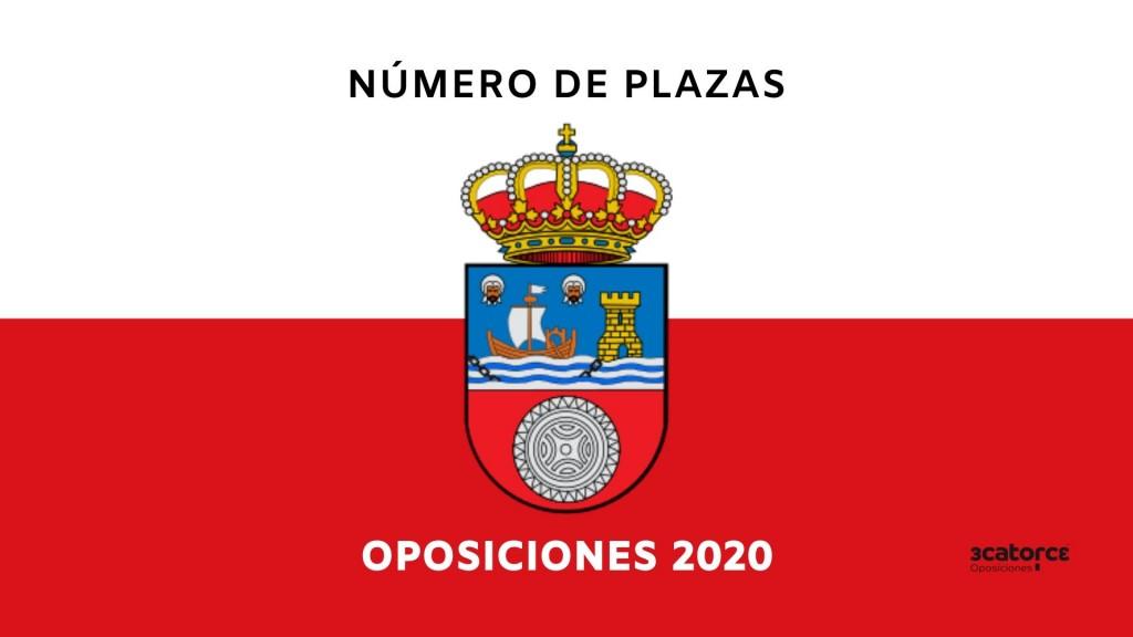 Total-plazas-oposiciones-Cantabria-2020-1 Numero total plazas oposiciones Cantabria 2020
