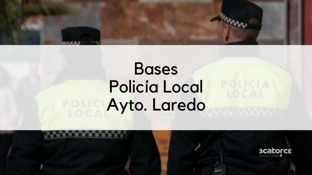 Bases-oposicion-Policia-Local-Laredo-2020 Bases oposicion Policia Local Laredo 2020