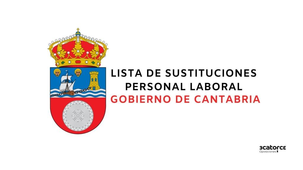 Lista-bolsa-empleo-laborales-Gobierno-de-Cantabria-2020 Lista bolsa empleo laborales Gobierno de Cantabria 2020